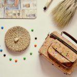6 moduri de a asorta o geanta din pluta