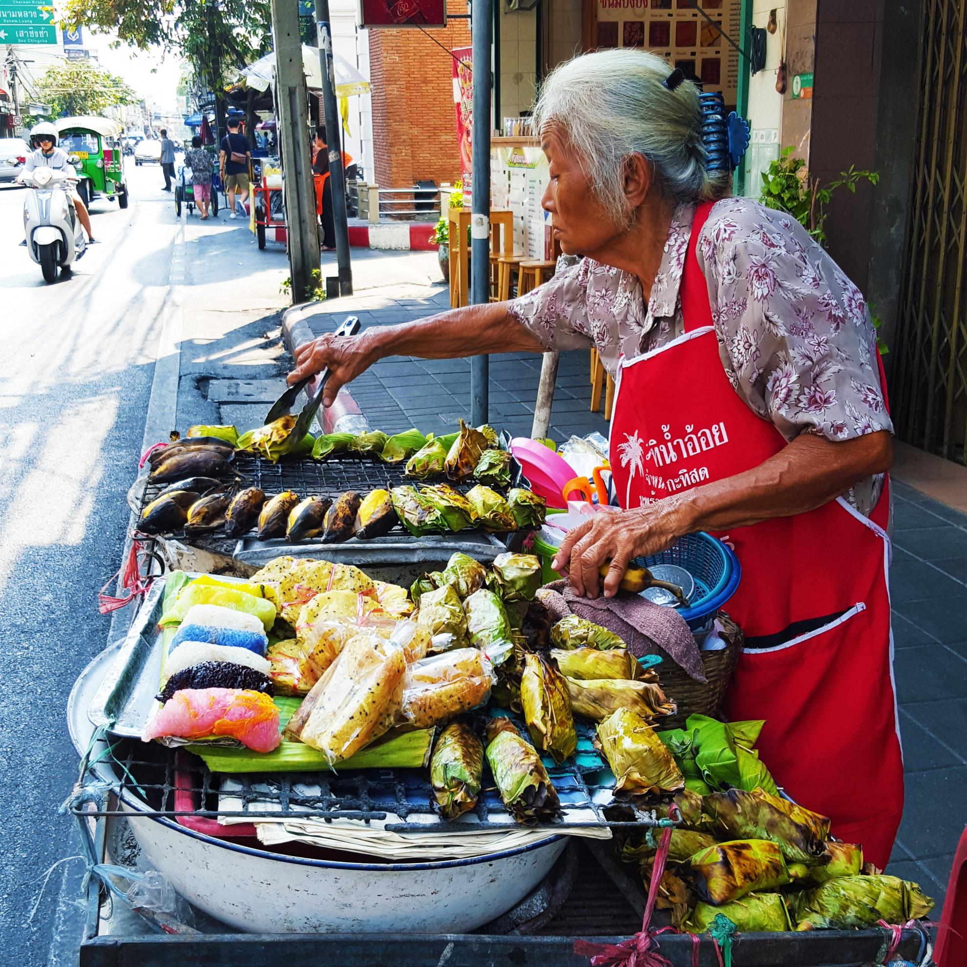 To Thai Food or not to Thai Food? This is the question