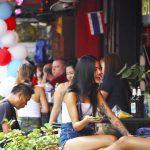 Party mood: Pattaya!