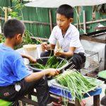 To street food or not to street food in Luang Prabang?