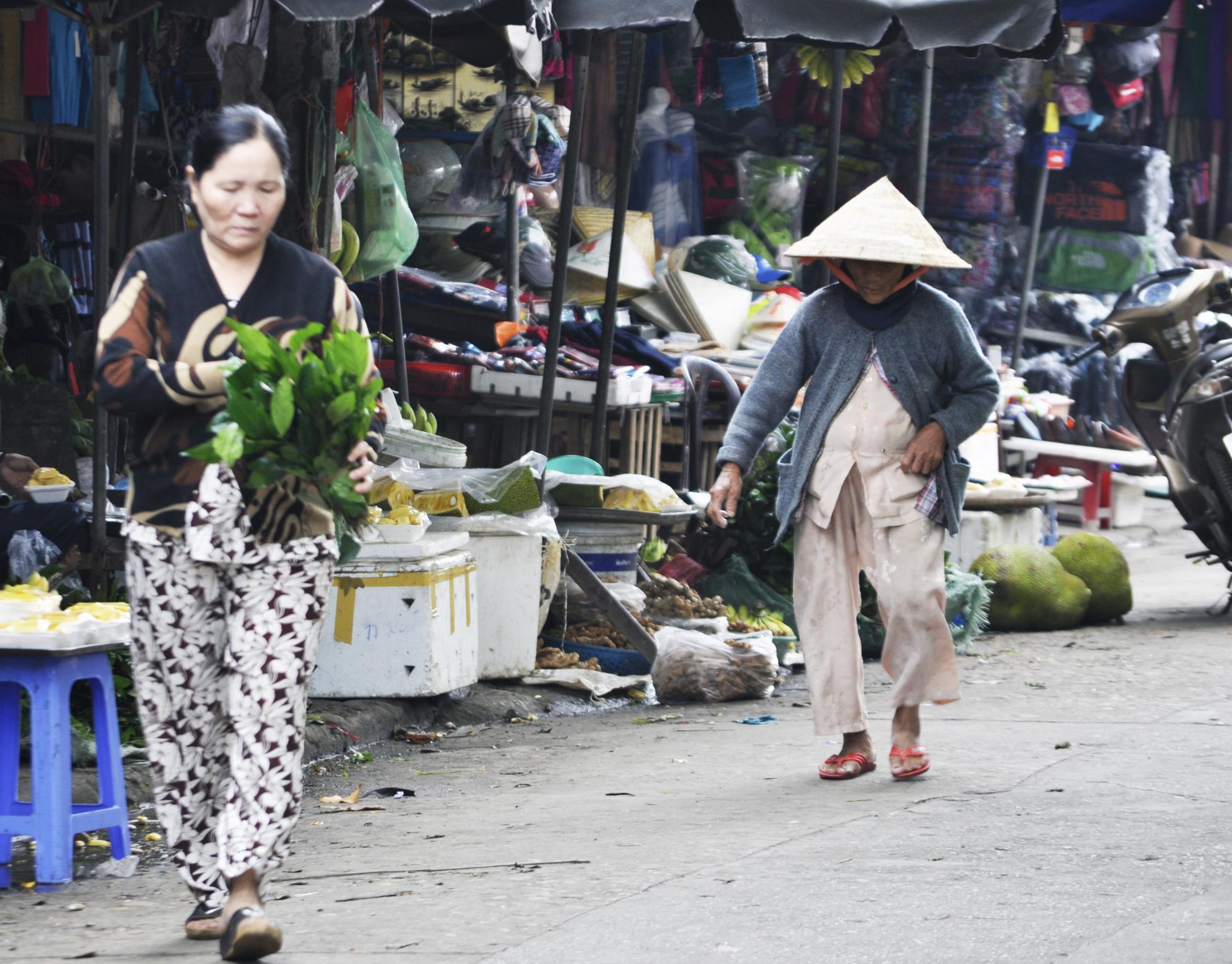 piata locala hoian