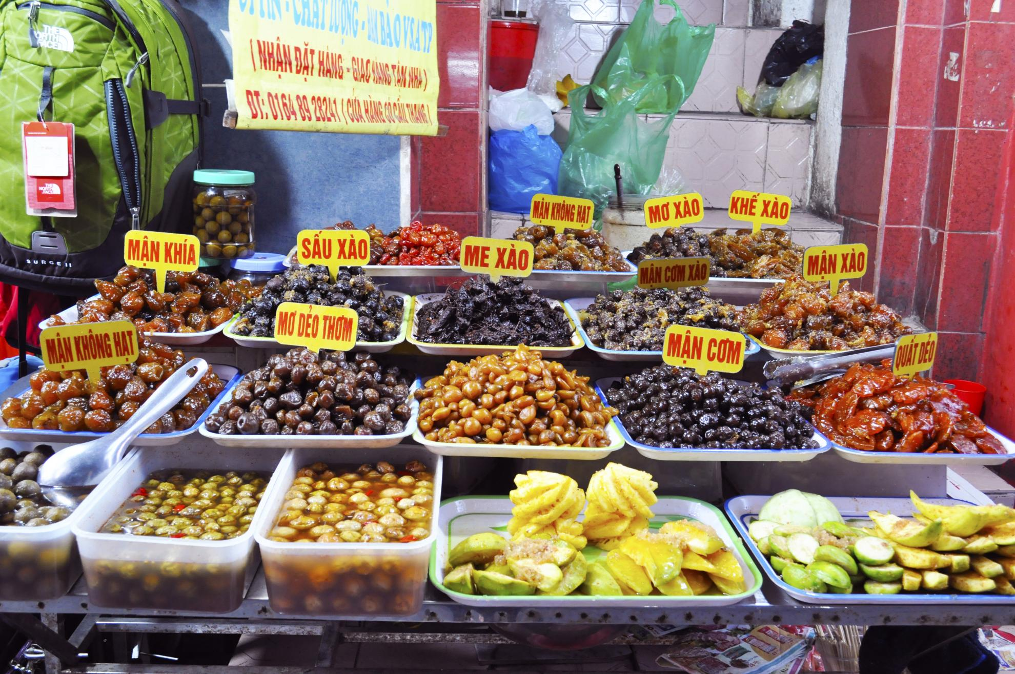 sweets of hanoi
