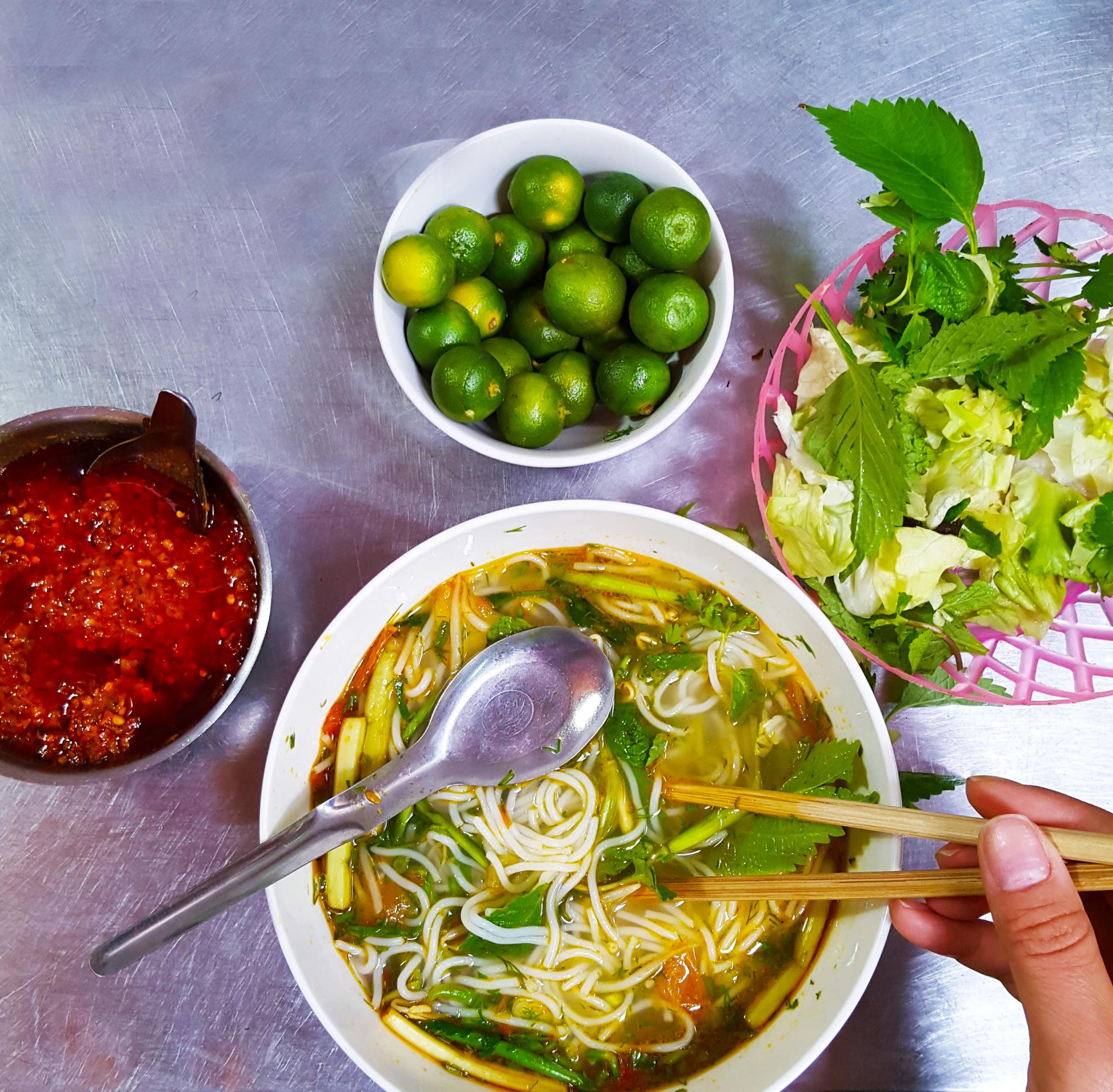 traitional pho