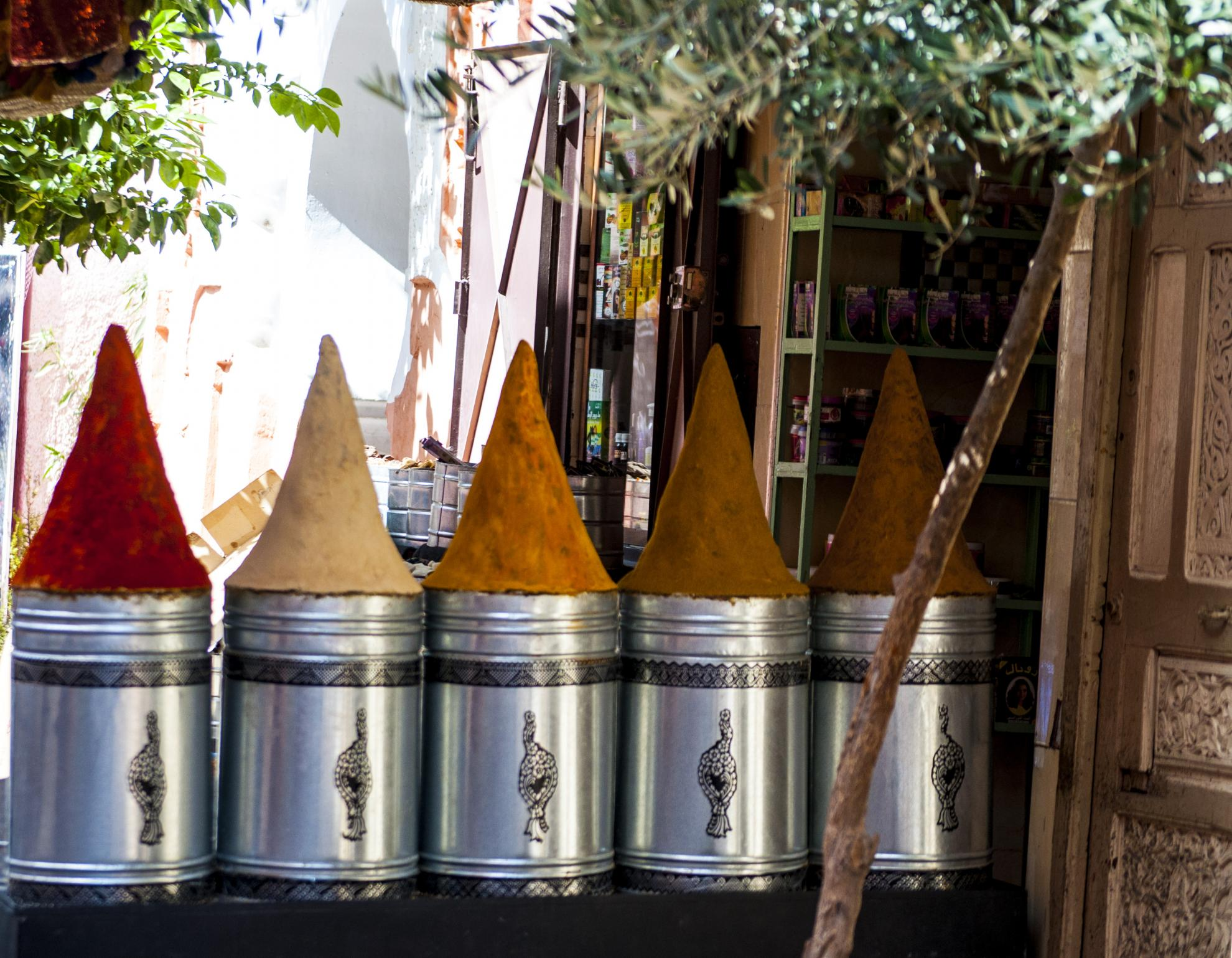 spices marrakesh