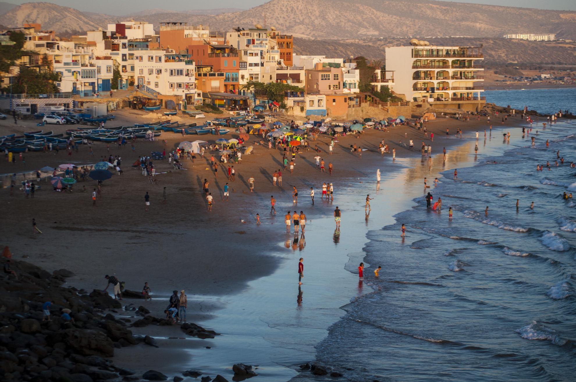 taghazout beach 2