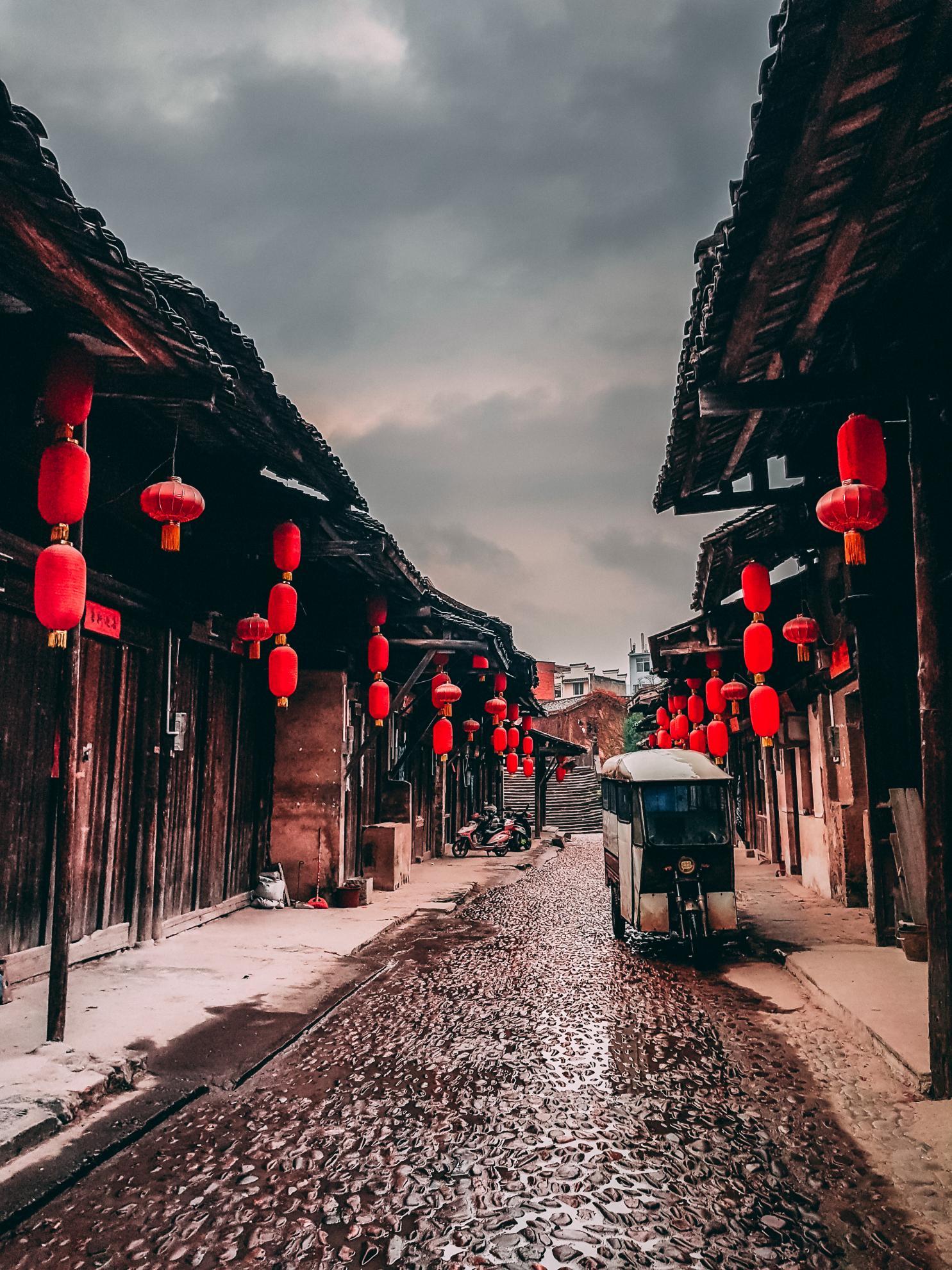 Primele impresii din China. Guilin