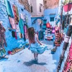 Cel mai albastru loc din Maroc, Chefchaouen
