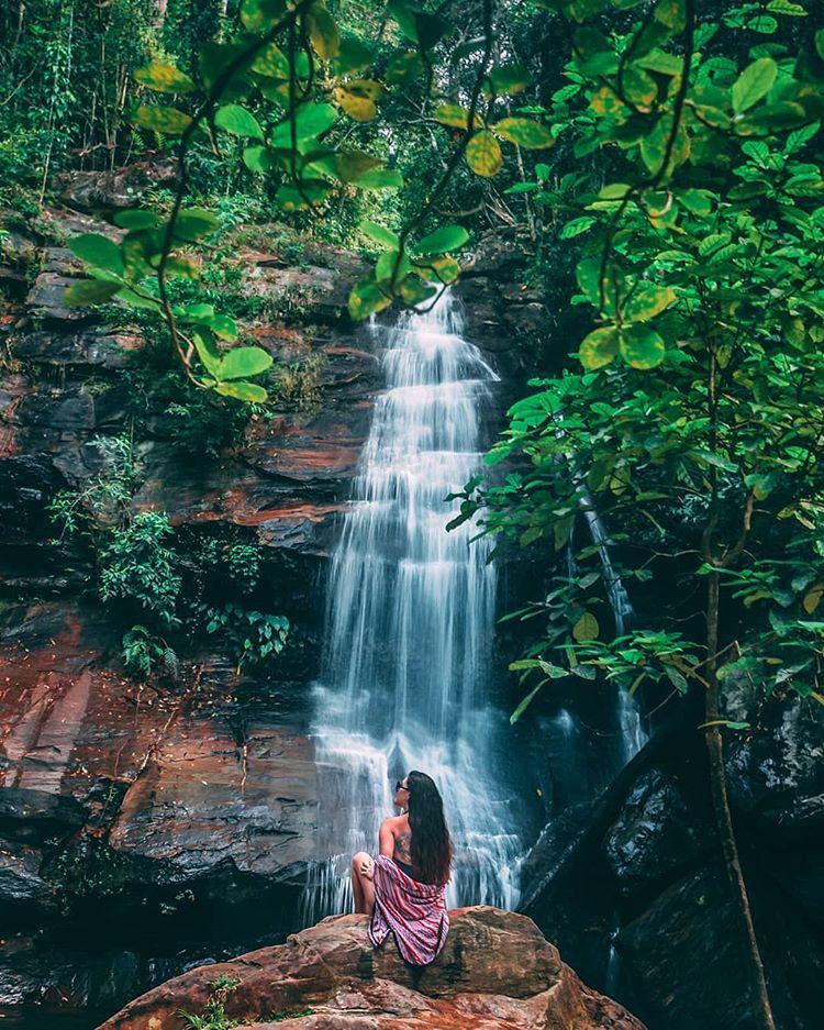 waterfall philippines
