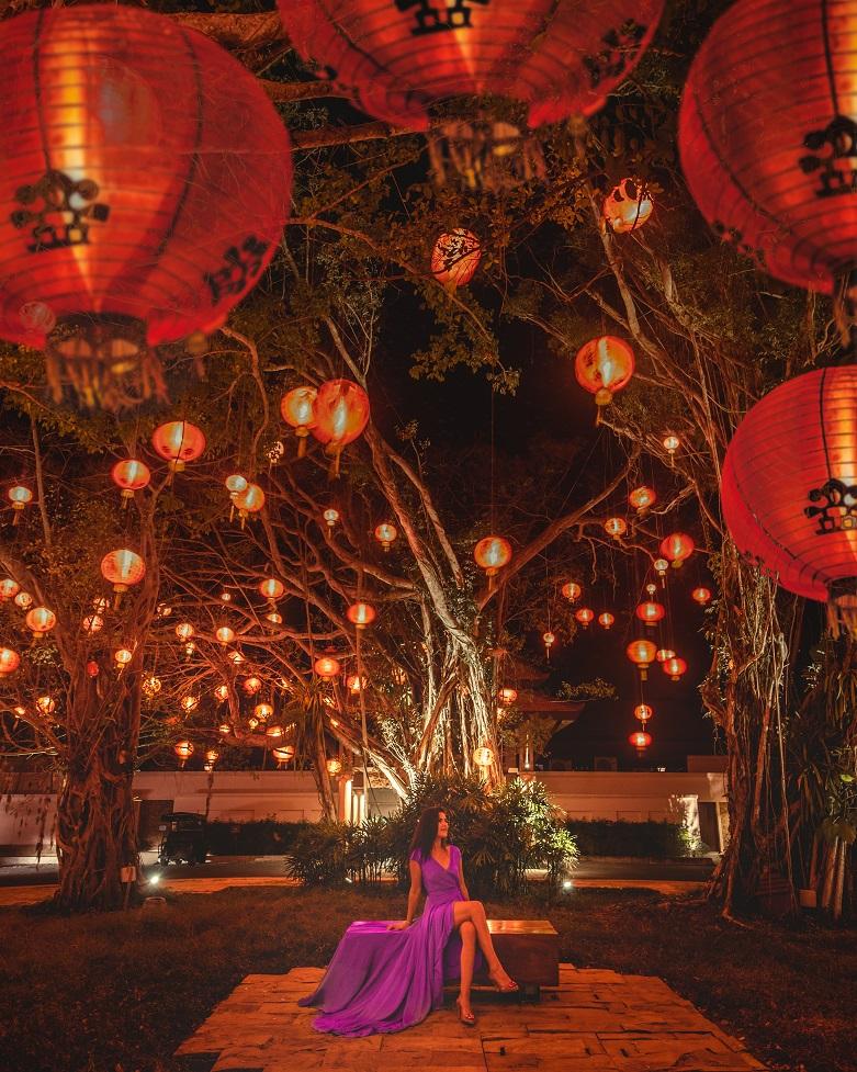 Banyan Tree Phuket lobby