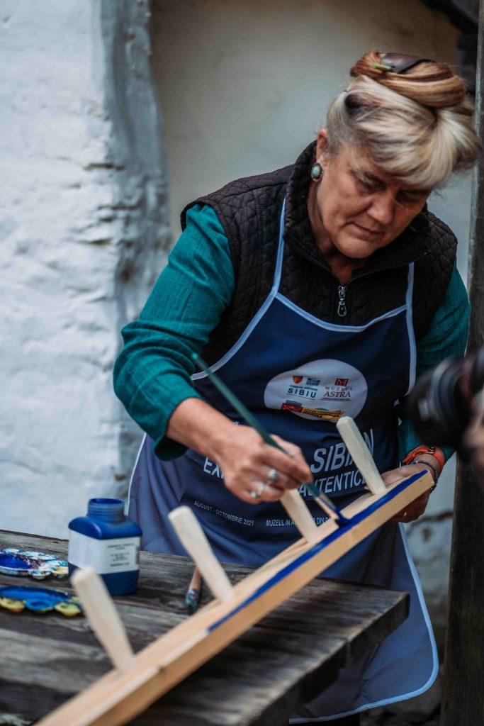 activitati de pictura la muzeul astra din sibiu